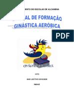Manual de Formação de Ginástica Aeróbica