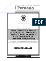 ANEXO ORDENANZA 261