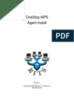 OneStop MPS Agent Install V1.42