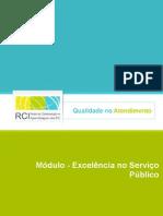 Apostila - excelência no serviço público