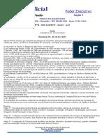 Norma Técnica que disciplina os serviços de necrotério, serviço de necropsia, serviço de somatoconservação