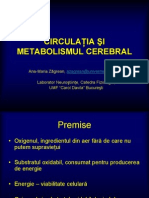 Circulatia Si Metabolismul Cerebral