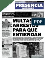 PDF Presencia 18 de Junio de 2020
