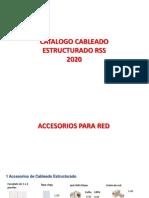 CATALOGO redes cableado_2020