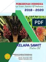 BUKU KELAPA SAWIT 2018-2020