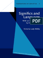 Lady Welby-Significs and Language _ the Articulate Form of Our Expressive and Interpretative Resources by Victoria Lady Wel