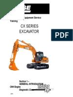Case CX 210 Exc Trainnig Service.pptx