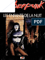 Cyberpunk 2020 - FR - Les Enfants de La Nuit