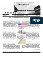 Winter 2010 Newsletter - North Berrien Historical Society