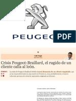 Caso Peugeot