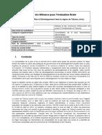 TDR Evaluation JPAD_Consultant International_version finale