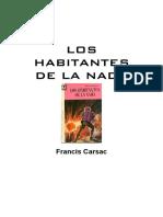 Carsac, Francis - Los Habitantes de La Nada