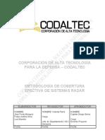 Metodologia de cobertura efectiva de sistema radarV2
