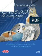 Guide Des Oiseaux de Compagnies