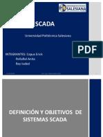 Exposicion Grupo 5 SCADA