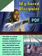 Evagelismo-Id hacer discipulos.ppt