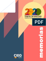 Memorias Del Congreso (VILLABLINO_2020)