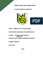 2DO TRABAJO MONOGRAFICO DE INVESTIGACION DERECHO CIVIL VI OBLIGACIONES - copia (1).docx
