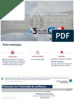 Municipales à Bordeaux