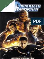 Quarteto Fantastico - Adaptação Oficial do Filme (2005)