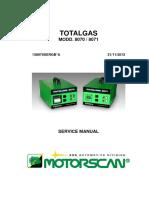 Service Totalgas 8070-8071