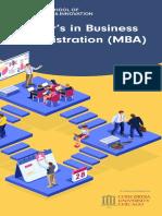 DIGITAL FACTSHEET - CUC MBA 13 NOV