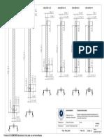 Plano pilares