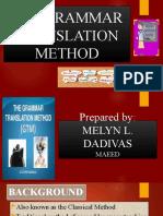 GRAMMAR TRANSLATION METHOD- DADIVAS Final.pptx