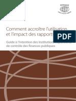 Accroître l'impact des rapports d'audit