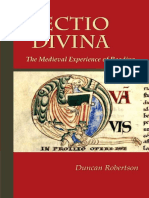 Duncan Robertson - Lectio Divina - The Medieval Experience of Reading.pdf