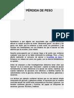 AZÚCAR Y PÉRDIDA DE PESO.docx