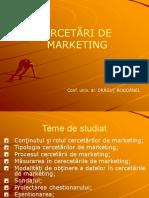 Dragut Bogdan curs cercetari de marketing
