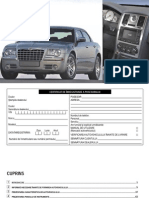 Manual Utilizare Chrysler 300C