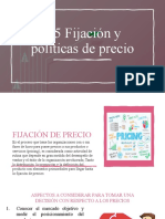 4.5 fijacion y politica de precios
