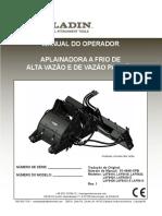 Fresadora - Manual Operação