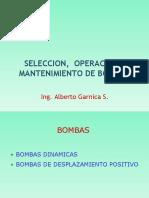 BOMBAS TEORIA