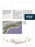 Diseño Urbano para áreas devastadas