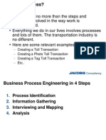 Process Mapping in Four Steps