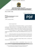 MPDFT pede inquérito policial sobre atuação da PM no caso 300 do Brasil