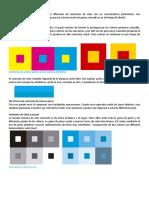 contrastes y armonias del color