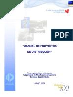 Manual de Proyectos Junio 2009
