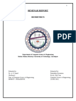 Biometrics_Report