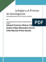 Las Tecnologías y el Proceso de Investigación
