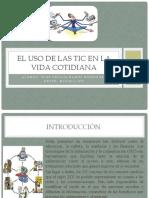 UsodelasTic M01S3AI6 PowerPoint