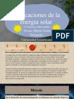 Aplicaciones de la energía solar.pptx
