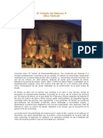 El Templo de Ramses II