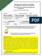 Guía de Noveno Español
