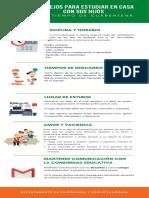 Consejos para estudiar en casa con sus hijos ..pdf