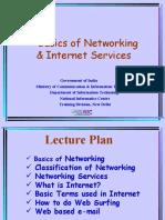 Network Basics & Internet