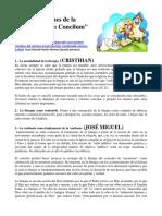 Las innovaciones de la Sacrosanctum Concilum - Martín Moreno